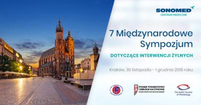 7 Międzynarodowe Sympozjum dotyczące interwencji żylnych