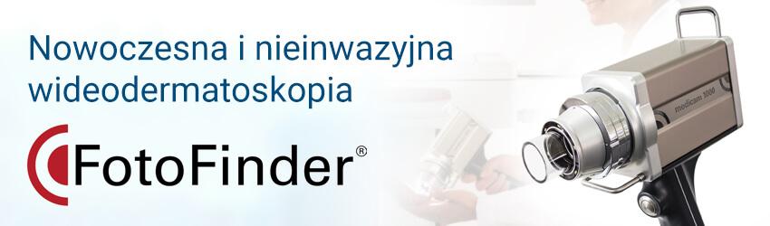 Foto Finder - diagnostyka czerniaka Szczecin