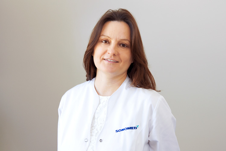 Dr n. med. Iwona Mączyńska