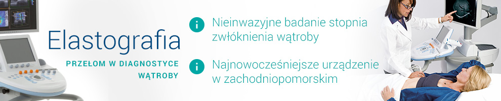 Badanie Elastograficzne wątroby Szczecin
