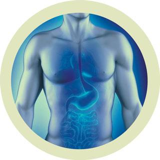 Test oddechowy wodorowo - metanowy
