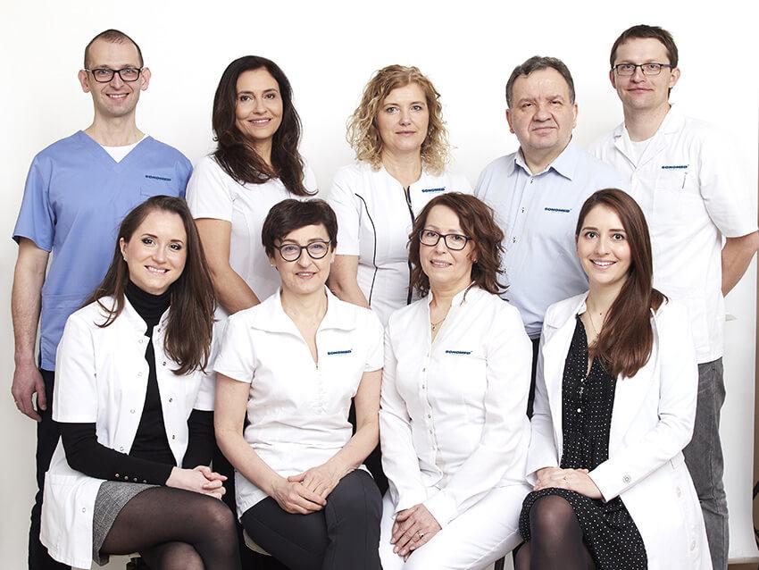 Sonomed Szczecin - zespół endoskopowy
